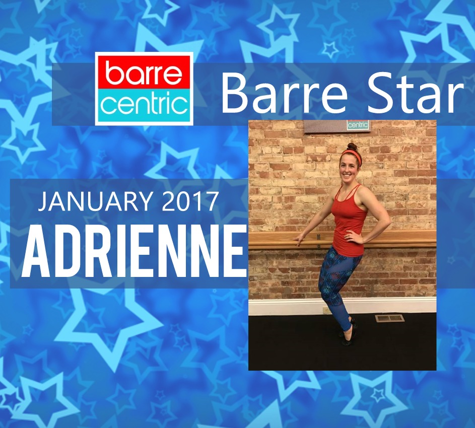 Adrienne barre star
